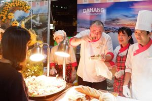Đà Nẵng: Lễ hội ẩm thực quốc tế quy tụ 13 đầu bếp nổi tiếng thế giới
