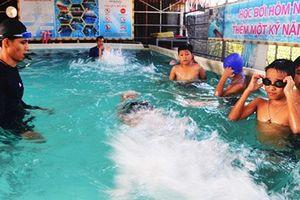 Giảm thiểu tai nạn đuối nước cho trẻ