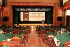 Bộ tư lệnh Bộ đội Biên phòng thông báo nhanh kết quả Hội nghị Trung ương 10, khóa XII