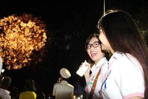 Người dân 'trắng đêm' đón mừng thành lập TP Long Khánh
