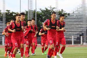 ĐT Việt Nam 'chơi hàng độc' trước đại chiến Thái Lan tại King Cup's 2019