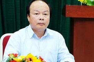 Kỷ luật cảnh cáo Thứ trưởng Bộ Tài chính Huỳnh Quang Hải