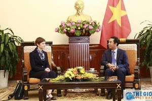 Việt Nam, Anh quyết tâm thúc đẩy quan hệ Đối tác chiến lược
