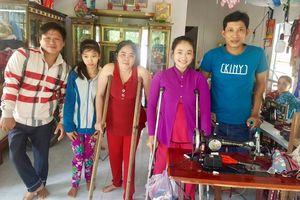 Nơi truyền lửa cho người khuyết tật