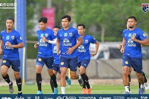 ĐT Thái Lan chốt đội hình tham dự King's Cup 2019
