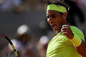 Rafael Nadal nhẹ nhàng tiến vào tứ kết Roland Garros 2019