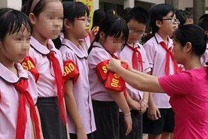 Giáo viên 25 năm đứng lớp chịu thua... học sinh sao đỏ