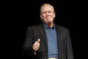 Tổng thống Trump gây xôn xao với kiểu tóc lạ