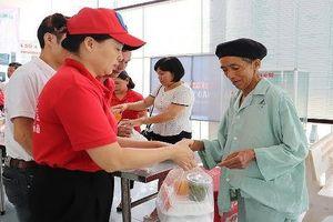 Chương trình thiện nguyện 'Chung tay vì bệnh nhân nghèo''