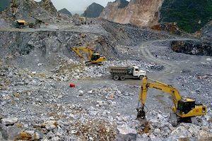 Khai thác đá gây ô nhiễm, một công ty ở Bình Dương bị phạt 155 triệu đồng
