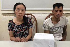 Bắt 'cặp đôi' cùng heroin và 8.000 viên ma túy tổng hợp