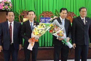 Ông Lê Quang Mạnh được bầu làm Chủ tịch TP Cần Thơ