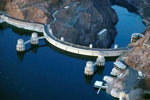 Ngạc nhiên xem Mỹ xây đập thủy điện 'khủng' an toàn hàng thế kỷ