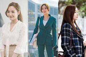 Cứ xem phim Park Min Young là có được cả 'núi' tips mặc đẹp cho chị em