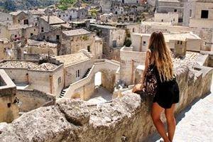 Sassi di Matera thành phố hang đá 9.000 năm tuổi