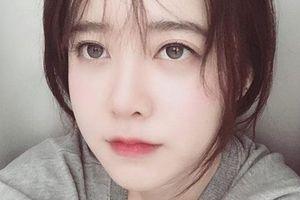 'Nàng cỏ' Goo Hye Sun khoe làn da trắng sáng, dung mạo trẻ đẹp tựa thiếu nữ