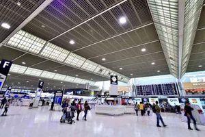 Sân bay Nhật đưa robot vào tuần tra an ninh