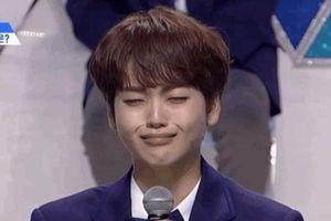 Thí sinh Produce X 101 Song Hyeongjun tạo phản ứng trái chiều khi khóc trong chương trình