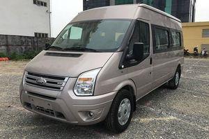 Ford triệu hồi gần 1.400 xe Transit tại Việt Nam