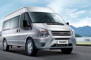 Ford Việt Nam tiếp tục triệu hồi gần 1.400 xe Ford Transit