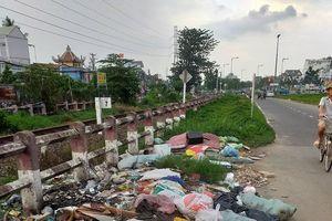 Rác thải ngập tràn: Trách nhiệm của cả cộng đồng