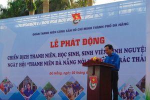 Thành phố Đà Nẵng: Tổ chức nhiều hoạt động nhân 'Tháng hành động về môi trường' và hưởng ứng ngày môi trường thế giới