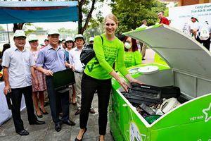 Bảo vệ môi trường: Đừng thờ ơ với rác thải điện tử