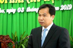Ông Lê Quang Mạnh được bầu giữ chức Chủ tịch UBND TP. Cần Thơ