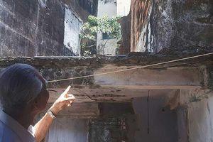 15 năm chưa xử xong… cái ban công ở Cà Mau