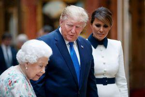 'Nước Anh thân mến' - người Mỹ xin lỗi trước về chuyến thăm của Trump