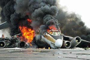 2 nước châu Á vào top thảm họa hàng không chết người nhiều nhất
