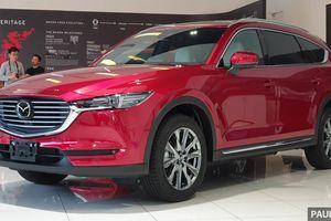 Mazda CX-8 lắp ráp trong nước, giá tạm tính từ 1,15 tỷ đồng
