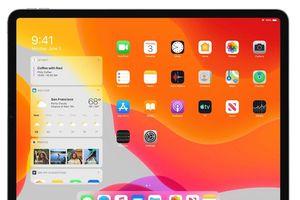 iPad đã có hệ điều hành riêng