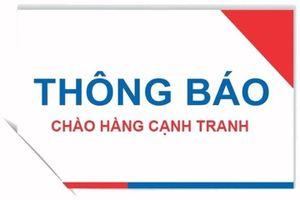Báo Lao Động thông báo mời cho thuê đất ở Đắk Lắk
