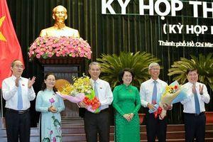 TP Hồ Chí Minh có hai tân Phó Chủ tịch thành phố