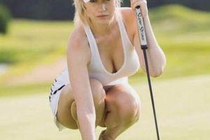 Những chiếc váy dễ bị dọa giết của các kiều nữ sân golf