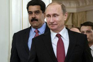 Báo Mỹ đồn Nga bỏ rơi Venezuela, Điện Kremlin nói gì?