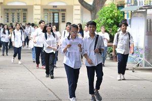 Hà Nội chấm thi trong 10 ngày, dự kiến công bố điểm ngày 20-6