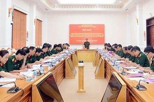 Ban Thường vụ Quân ủy Trung ương thực hiện giám sát Đảng ủy Tổng cục Kỹ thuật