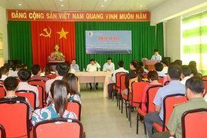 Phân hiệu Trường Đại học Luật Hà Nội tại tỉnh Đắk Lắk năm học 2019 – 2020 tuyển sinh 200 chỉ tiêu