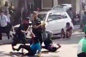 Hỗn chiến kinh hoàng gây náo loạn đường phố Sài Gòn