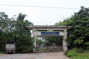 Dự án Bệnh viện 1.000 giường chậm tiến độ tại Mê Linh (Hà Nội): Đề nghị giao quỹ đất cho đơn vị khác