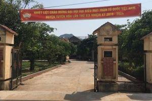 Vụ xã kêu gọi quyên góp văn nghệ, thể thao kiểu 'ép buộc ở Quảng Bình': Chủ tịch huyện chỉ đạo trả lại tiền