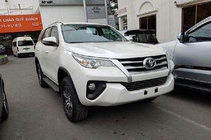 Toyota Fortuner được trang bị cảm biến lùi, sẽ ra mắt vào tháng sau