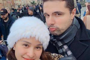 Siêu mẫu Phương Mai chuẩn bị kết hôn chồng ngoại quốc