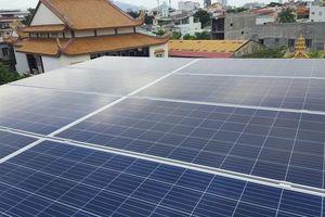 105 nhà ở Đà Nẵng được thanh toán tiền bán điện mặt trời