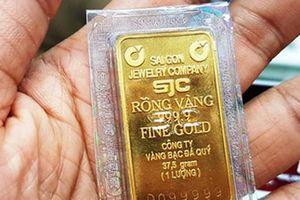 Giá vàng tăng sát ngưỡng 37 triệu đồng/lượng