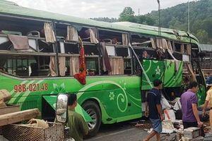 Xác định nguyên nhân vụ tai nạn nghiêm trọng khiến 9 người thương vong