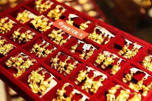 Giá vàng tăng sốc một cách bất thường