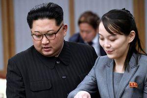 Em gái quyền lực của ông Kim Jong-un tái xuất sau tin đồn bị kỷ luật